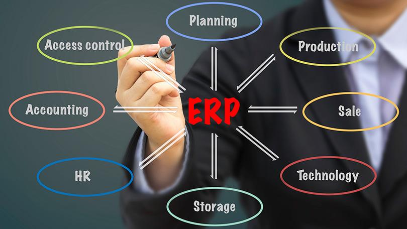 What's The Distinction Between ERP And Enterprise System?