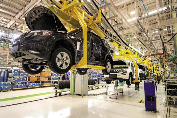 Factors Affecting the development from the Automobile Industry