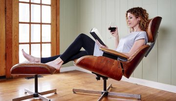 Ergonomic Chair and Reclining Office Chair